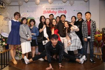 Tổng Kết Buổi Sinh Nhật 2 Tuổi Của IELTS Trang Nguyễn