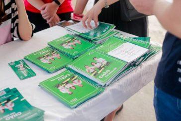 IELTS Trang Nguyễn là nhà tài trợ vàng cho chuỗi chào tân sinh viên ĐH Kinh tế – ĐHQGHN 2018