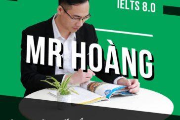 MR HOÀNG – TỪ HỌC VIÊN XUẤT SẮC ĐẠT 8.0 IELTS ĐẾN GIẢNG VIÊN TẠI ITN