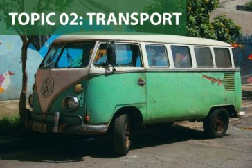 Topic 02: Transport