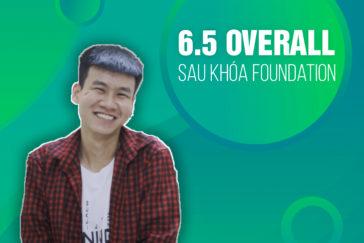 Học viên Hà Quý – Hành trình đạt 6.5 IELTS trong 1 tháng tại IELTS Trang Nguyễn