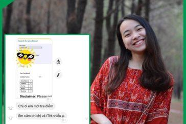 Đào Mỹ Linh – Học viên khóa Foundation + Advanced đạt 7.0 IELTS