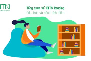 Tổng quan về IELTS Reading: Cấu trúc và cách tính điểm