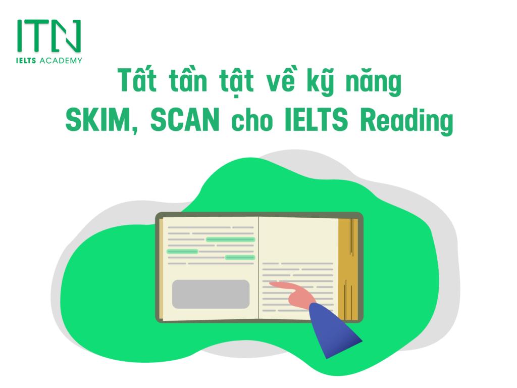 Phương Pháp Đọc Skimming Và Scanning Trong IELTS Reading