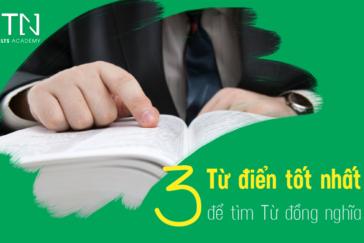 3 Website Từ Điển Để Tìm Synonyms (Từ Đồng Nghĩa)