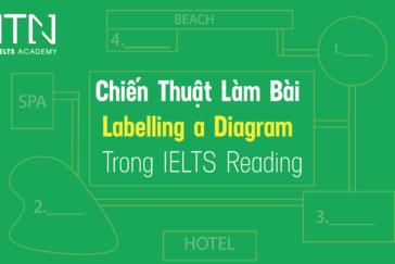 Chiến Thuật Chi Tiết Làm Bài Labelling a Diagram Trong IELTS Reading